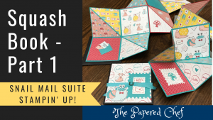 Snail Mail Squash Book Tutorial