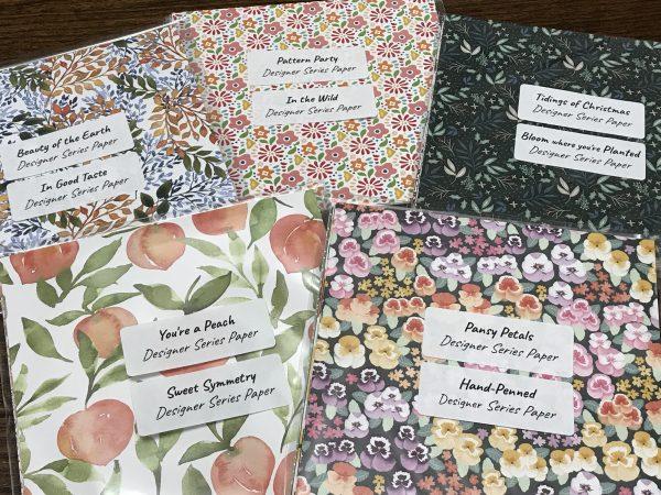 2021 Annual Catalog Designer Series Paper Share