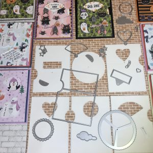 Give it a Whirl Dies by Stampin' Up!