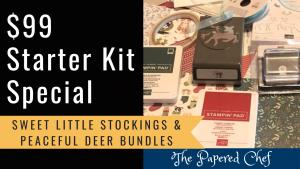 $99 Starter Kit Special - Deer